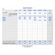 Sample, Buyer's Tally Sheet