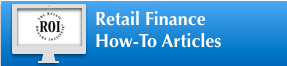 Retail finance how-to articles