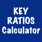 The ROI's KEY RATIOS Calculator