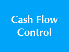More about Cash Flow Control