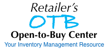 Retailer's Open-to-Buy Center, YOur Inventory Management Resource