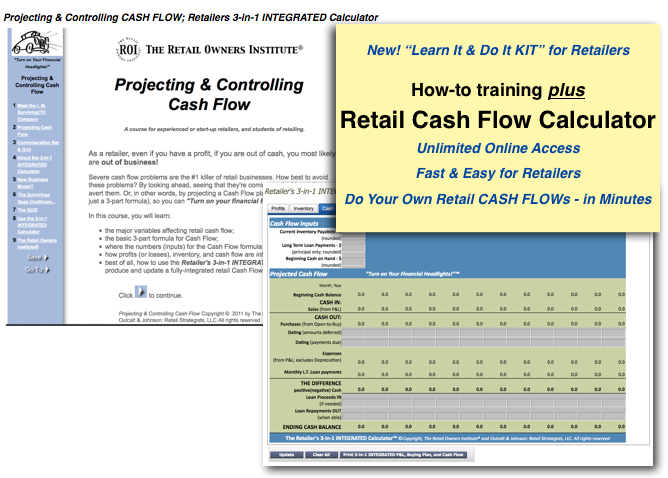 Retail Owners Institute® > OWNERS Center > PAYING for It All ...