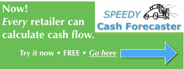 SPEEDY Headlights Cash Flow Forecaster
